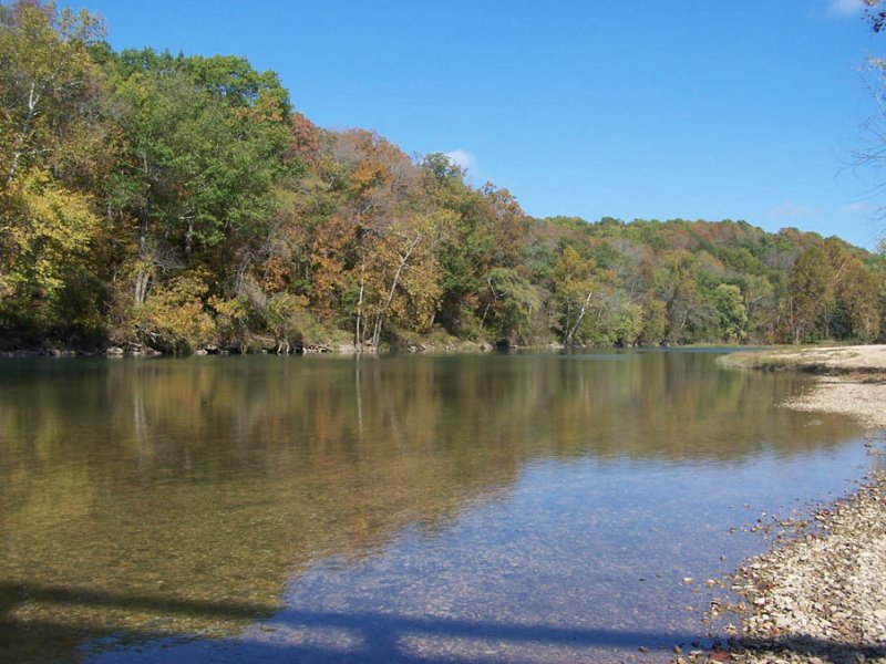 The Illinois River, Oklahoma