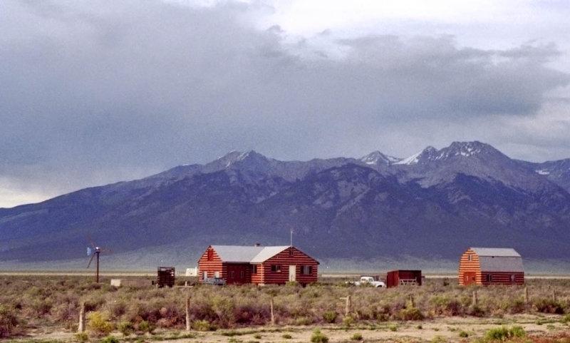 Farm in Southern Colorado