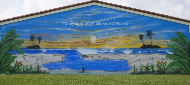 Mural - Satellite Beach