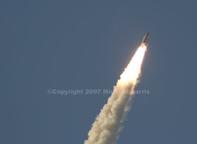 Space Shuttle Atlantis Launch