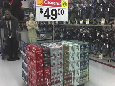 Wal-Mart's New 'Up-Scale' Pricing