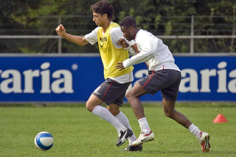 Manuel Da Costa and Eric Addo