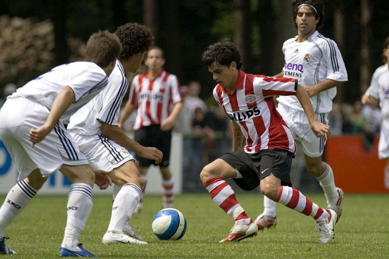 PSV - Real Madrid CF