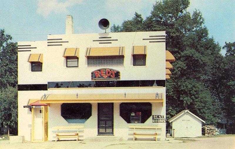 Reds Cafe