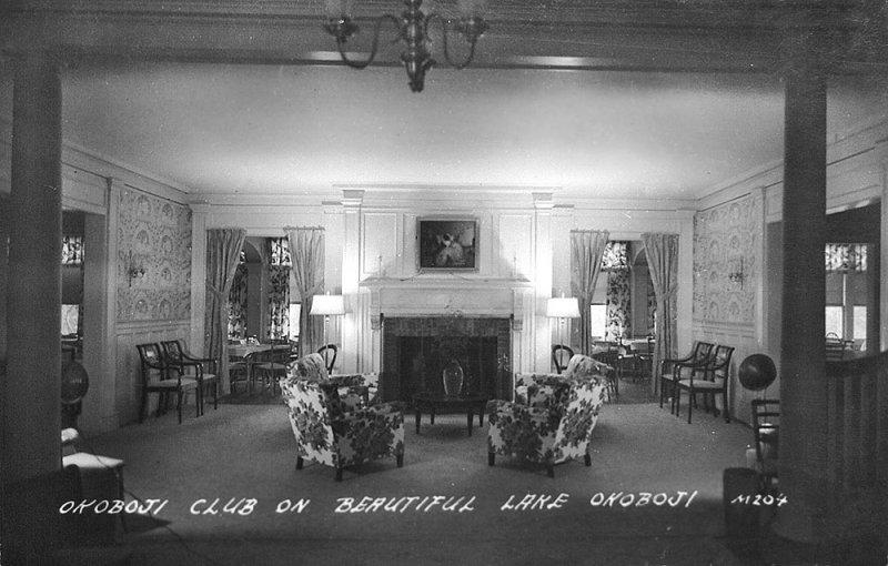 Okoboji Club Living Room