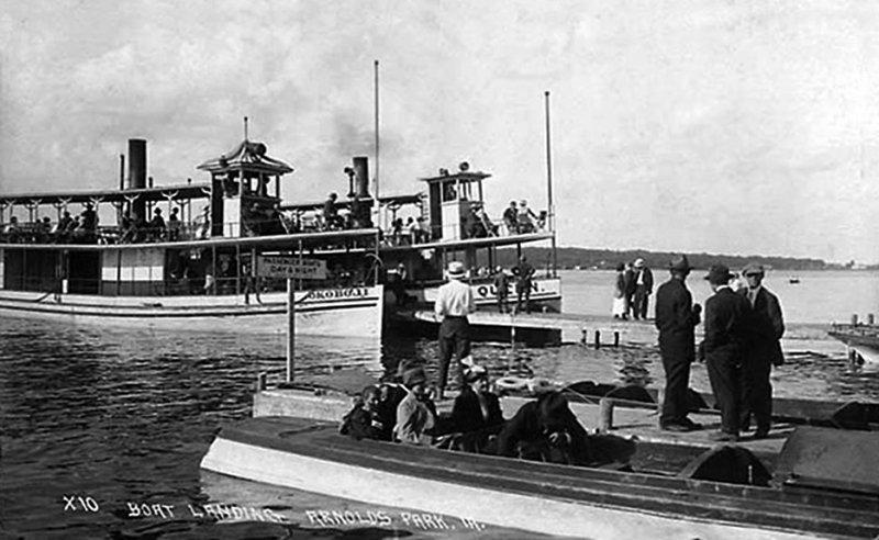 1917 Boat Landing