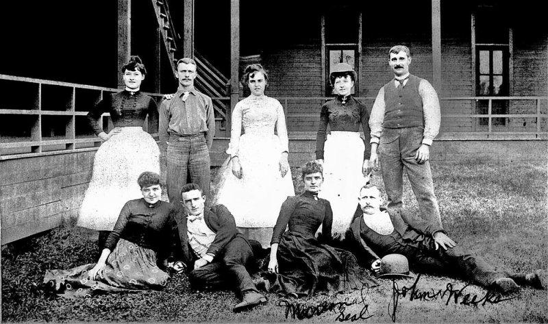 Spirit Lake 1880s