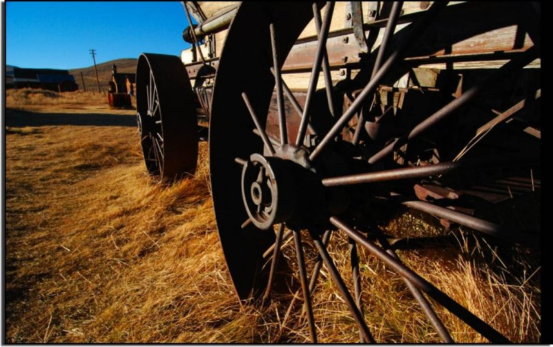 Wagon Wheels, Bodie