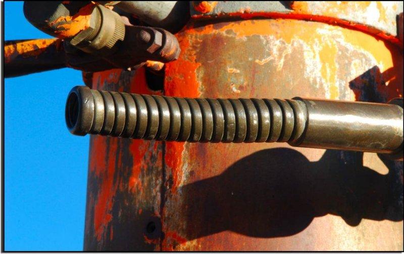 Gas Pump, Bodie