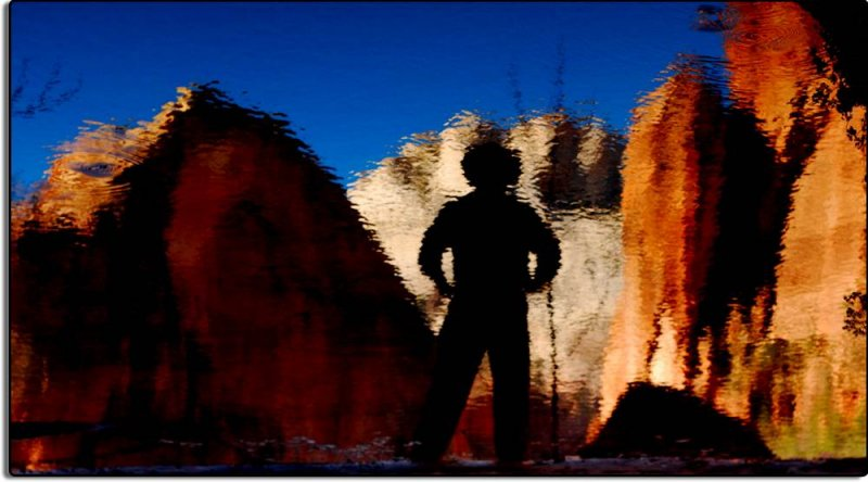 The Shadow Man of Zion