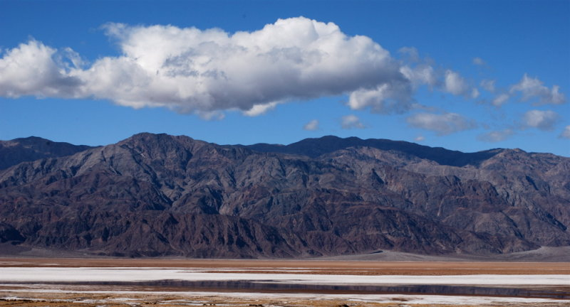 Water on the Desert, Near Furnance Creek