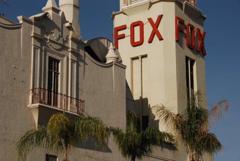 Fox Theater, Bakersfield