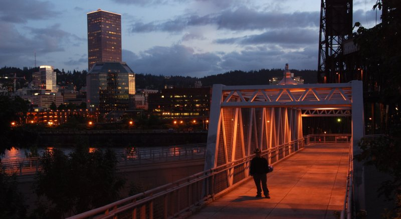 Alone, Not Lonely - Portland, Oregon