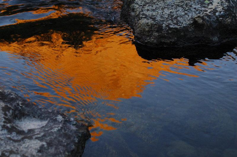 Dawn in Reflection