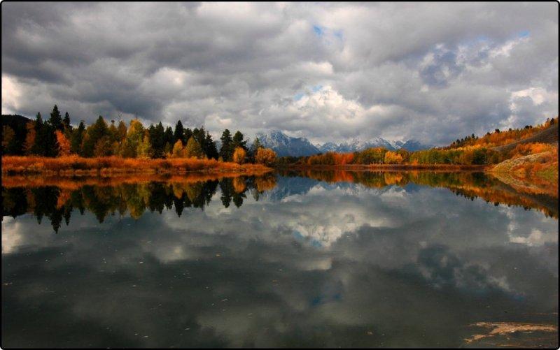 Oxbow Bend, Teton National Park
