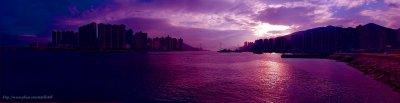 Tsing Yi, Ting Kau Bridge and Tsuen Wan «C¦ç¡A¥Å¤E¾ô¤Î¯þÆW