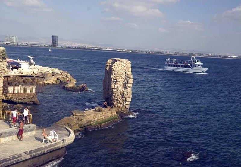 Acre ancient walls