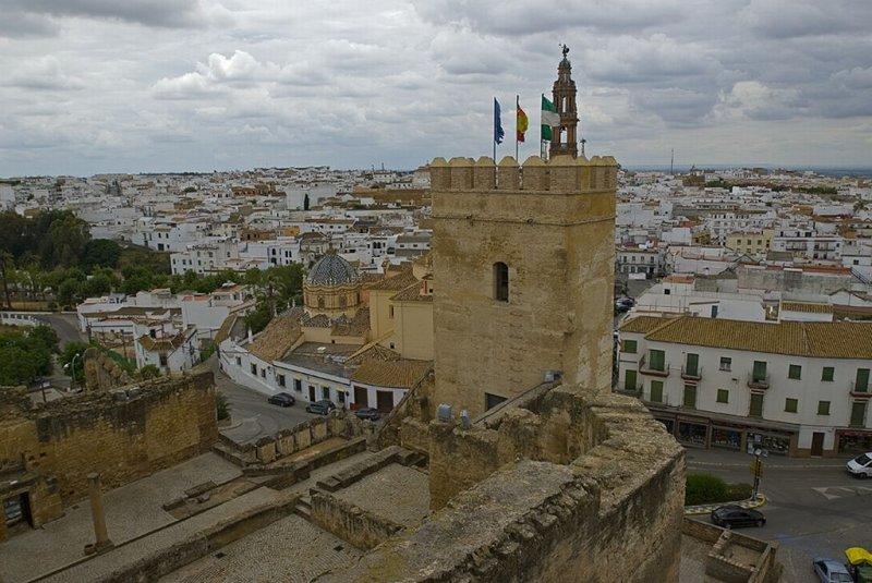 Carmona, near Sevilla