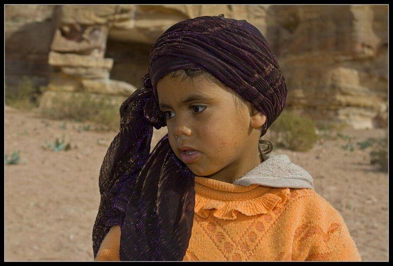 Farach - the gem of Petra