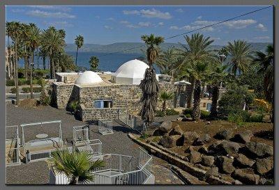 Tiberias hot springs area