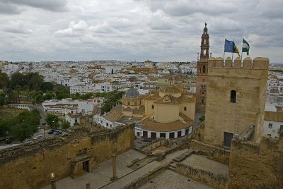 Carmona, near Seville