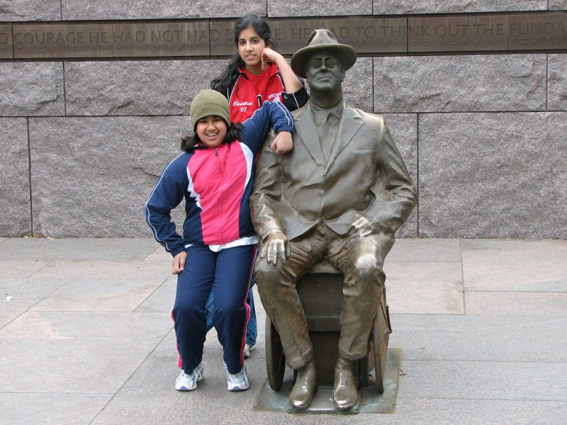 FDR and friends 1