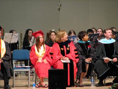 Dr. Marsha Guenzler-Stevens, Commencement Speaker