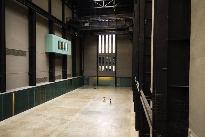 Inside Tate Modern