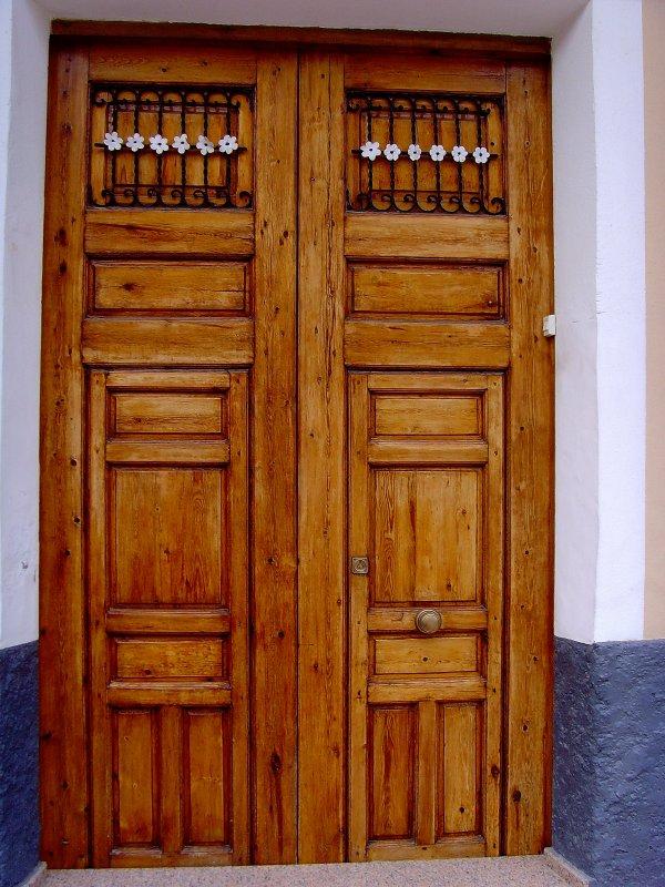 Two Doors in a Big Door & Two Doors in a Big Door photo - Paco López photos at pbase.com Pezcame.Com