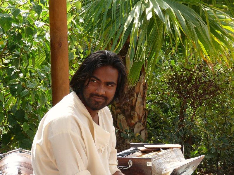 First musician