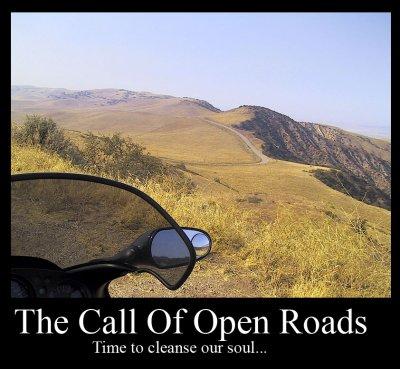 California-Nevada-Arizona Motorcycle Road Trip - Oct 2007