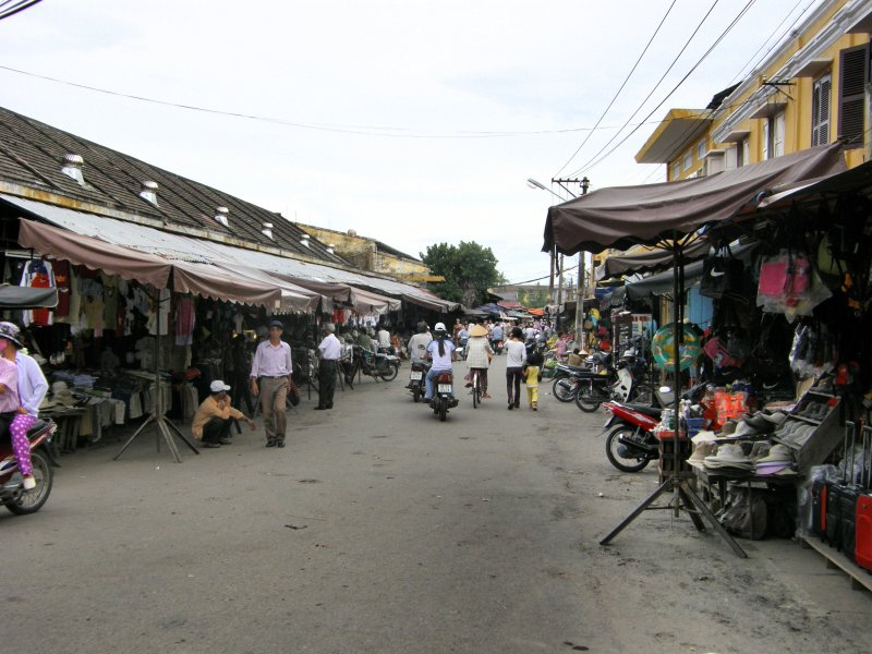 Hoi An marked