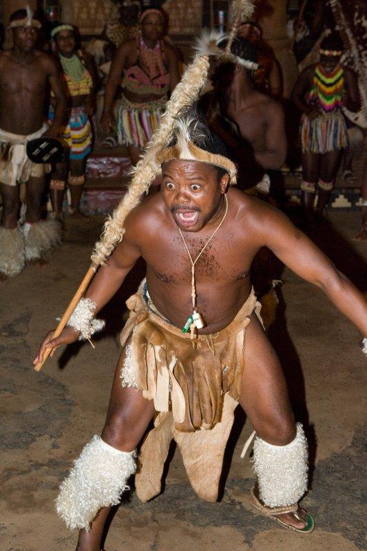 Zulu Dance 2