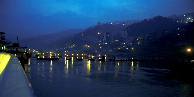 Night OnTheYangtze