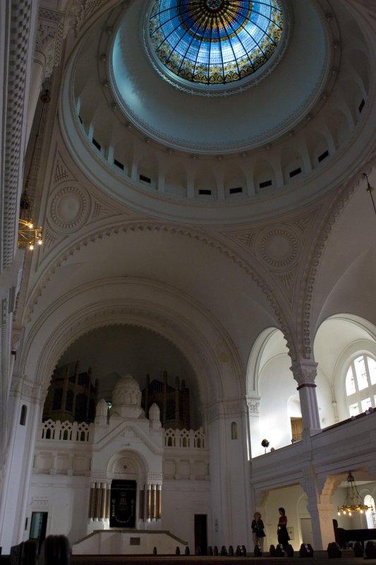 Synagogue. Novi Sad- Serbia