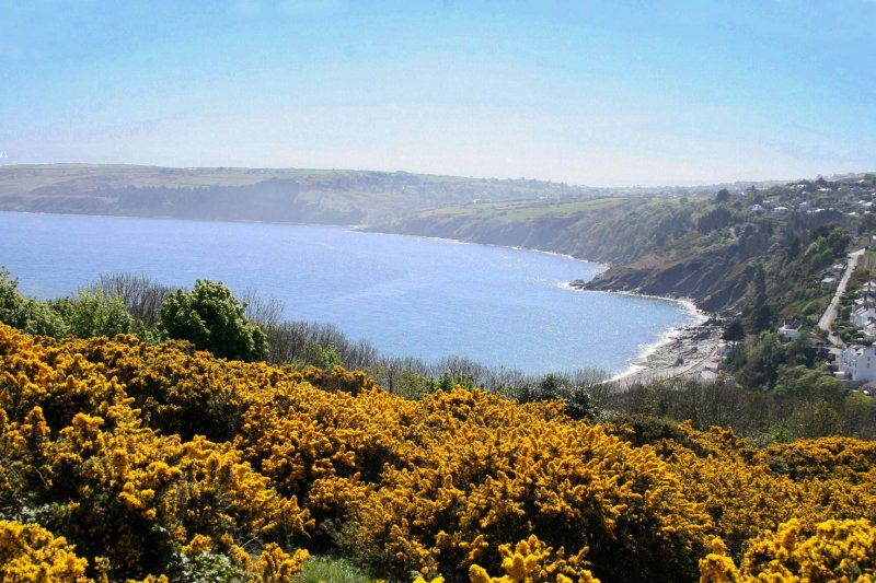 Laxey Bay from the North