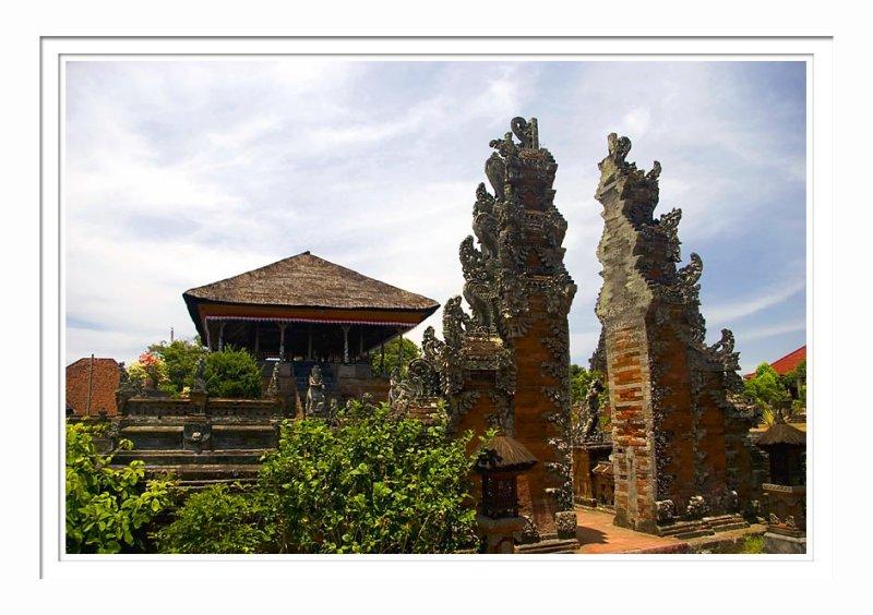 Gate To Kertha Gosa