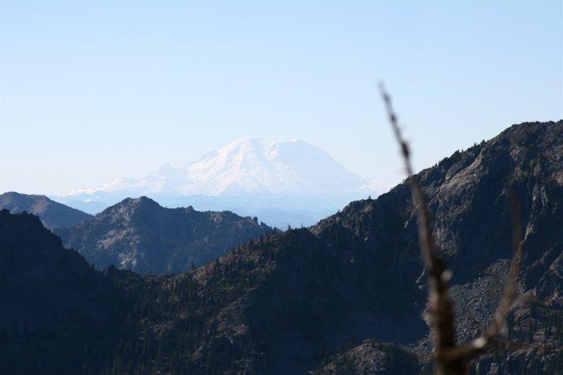 Faint Rainier