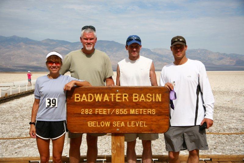 Team Bliss (Lisa, Larry, Dave B, Dave H)