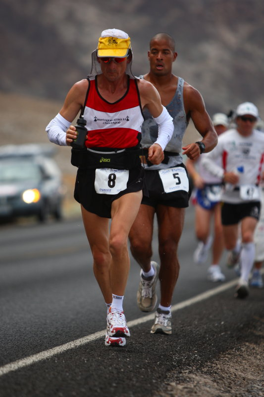 Albert Vallee<br>& David Goggins</br>