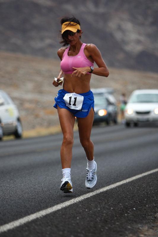 Noora Alidina - will finish 2nd place woman