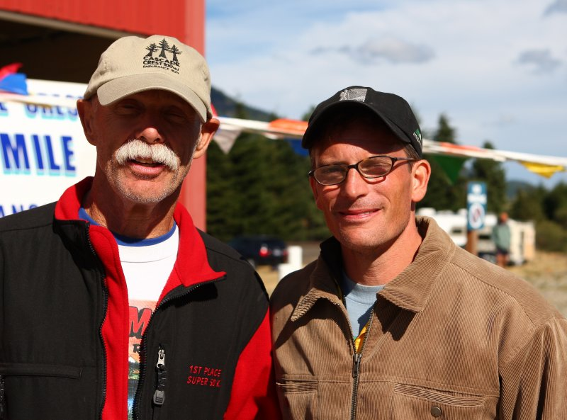 Kent Holder & RD Charlie Crissman