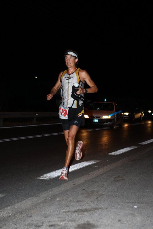 Running into Sparta