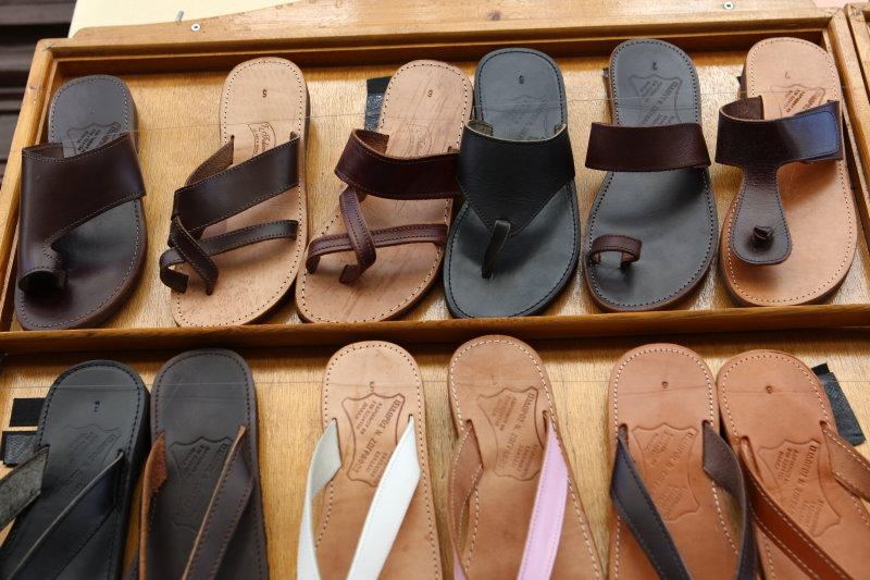 Greek Footware