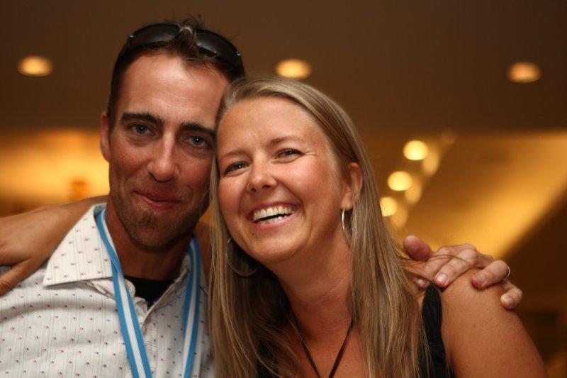 Mark & Leah
