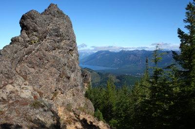 Goat Peak Rocks<br>First Climb, 5,000 ft.</br>