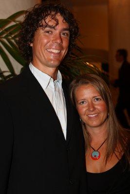 Scott & Leah