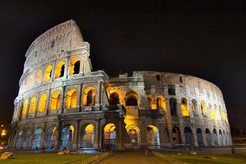 Colosseo - Colosseum. Rome