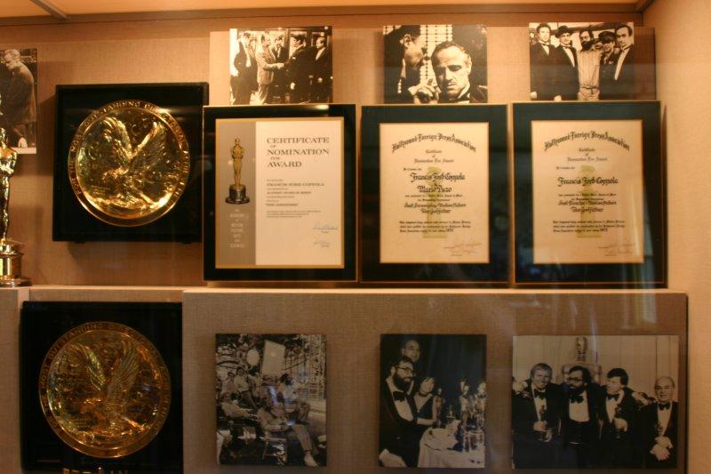 Godfather awards