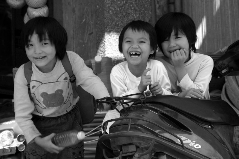 Laughter, Fujian
